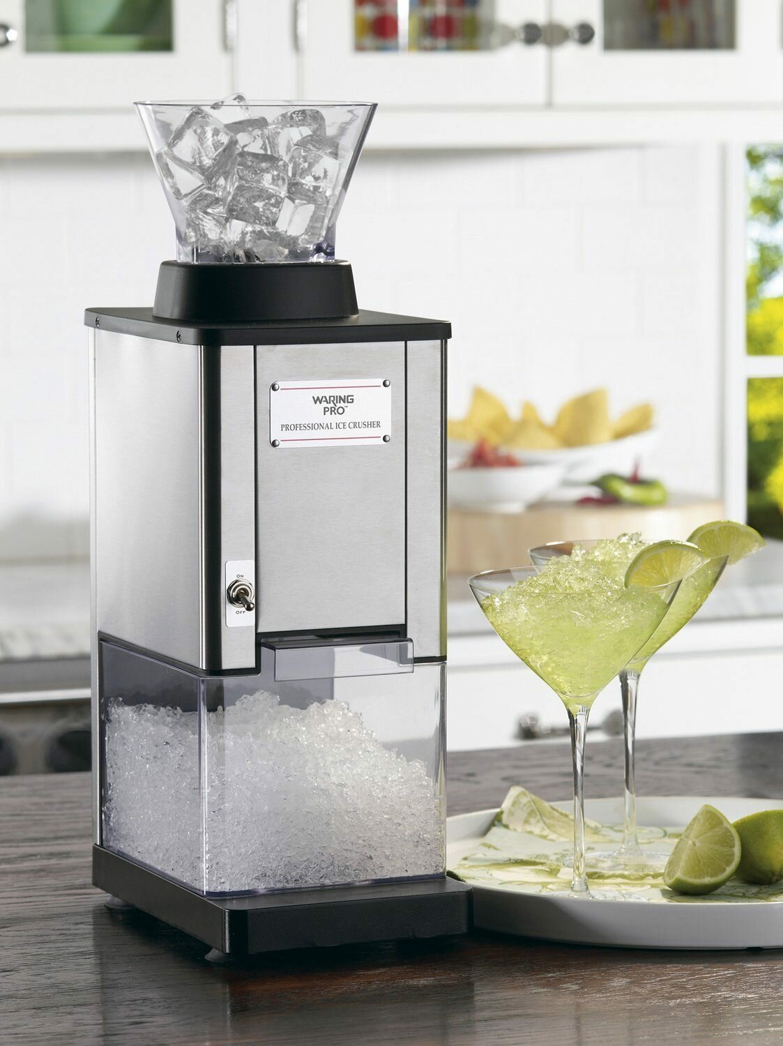Waring Pro Ice Crusher Review