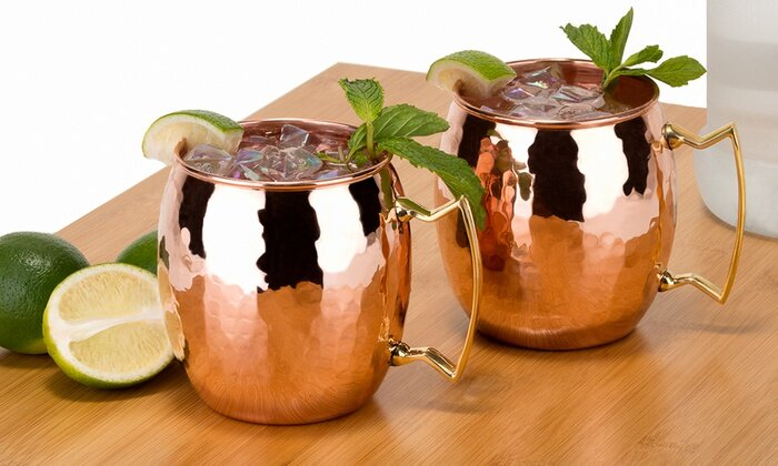 Why Is The Moscow Mule Traditionally Served In Copper Mugs